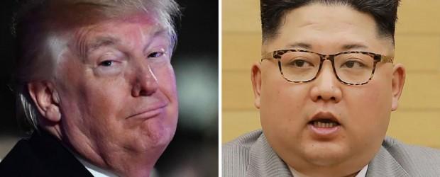 """Donald Trump respondió a Kim Jong-un que su botón nuclear es """"mucho más grande y poderoso"""""""