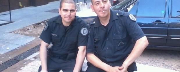 El policía que le tiró gas pimienta y le pegó a un jubilado es fanático del nazismo