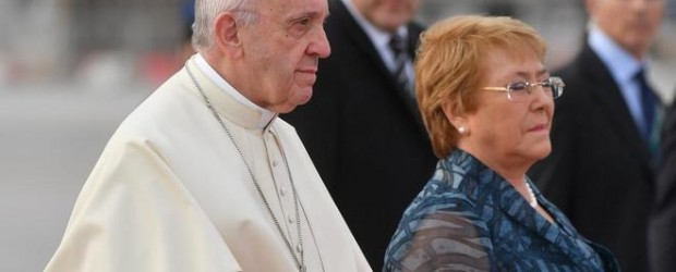 RELIGIÓN: Las seis 'espinas' de la visita papal a Chile y Perú