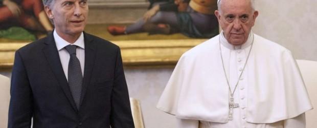"""El Papa Francisco, furioso con un ministro de Macri: """"Es un diablo"""""""