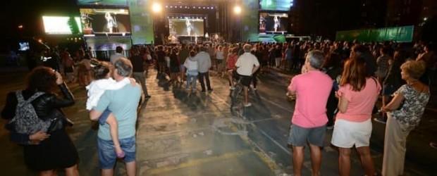 Millones de pesos por un recital de Patricia Sosa y Los Nocheros al que asistieron menos de 500 personas