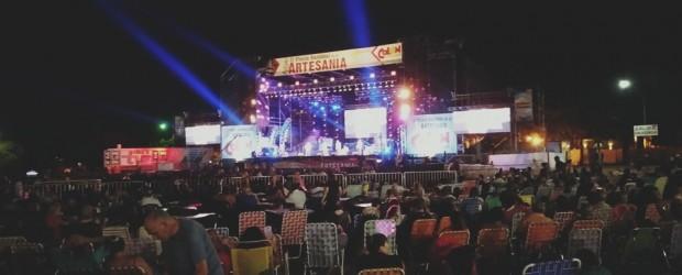 Se presentó la grilla de artistas locales para la 33 Fiesta Nacional de la Artesanía