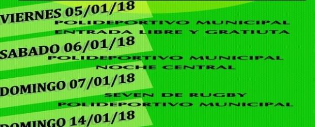 San Jaime de la Frontera:  5 y 6 de enero XXVI Fiesta Provincial del Cordero en San Jaime de la Frontera