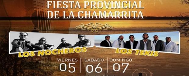 Santa Elena: 5 al 7 de enero 40° Fiesta Provincial de la Chamarrita en Santa Elena