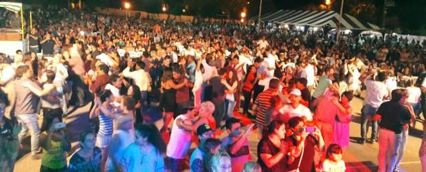 CONSCRIPTO BERNARDI: Bajo un cielo imponente se llevó a cabo el 9º Festival de la Amistad y el Reencuentro