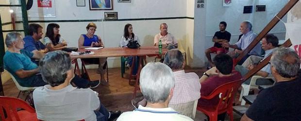 Concepción del Uruguay: Radicales entrerrianos contra la Reforma Jubilatoria de Cambiemos