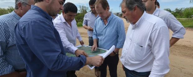 El gobierno de Entre Ríos invierte 3000 millones de pesos en obras de infraestructura