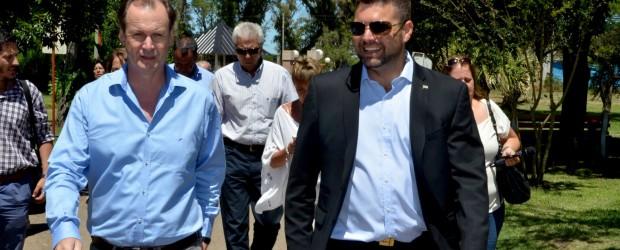 Invierten más de 51 millones en obras de saneamiento para el norte entrerriano
