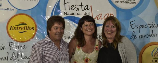 La provincia realizó acciones de promoción en la Fiesta Nacional del Lago
