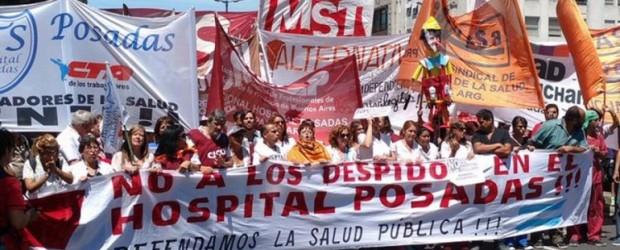 Jueves de furia: Masiva marcha en el país contra las políticas del Gobierno