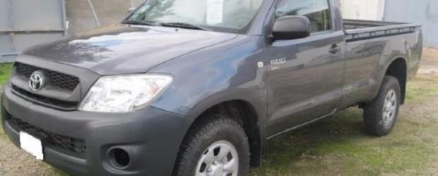 ALCARAZ: Les mataron el perro y les robaron la camioneta: están desesperados