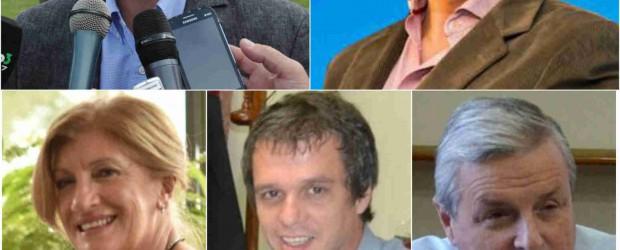 Acuerdo prematuro, pero en definitiva acuerdo:  Tres patas para Bordet: Cresto en Concordia, Lauritto en Uruguay y Bahl en Paraná