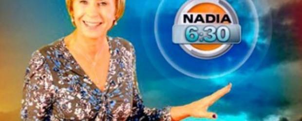 """EDADISMO: Despidieron a Nadia, la mujer del clima de la TV Pública, por considerar que """"ya está grande"""""""