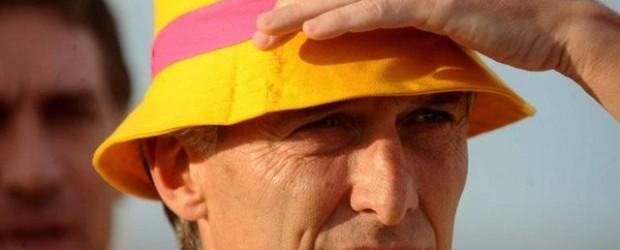 SI TOTAL NO HAY PROBLEMAS El colmo: Macri aprovecha el carnaval y se va otra vez de vacaciones