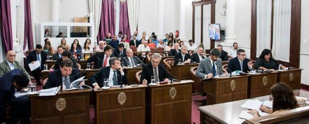 Actividad legislativa: El senado entrerriano comienza a sesionar