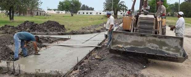 CONSCRIPTO BERNARDI: Obras que mejoran el bienestar de los vecinos