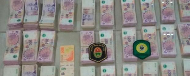 San Salvador:  Detuvieron a un delincuente que intentó robar 420.000 pesos de un comercio