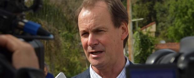 Bordet destacó el avance de la planta potabilizadora de agua de Concordia