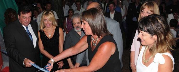 Se inauguró la 33° Fiesta Nacional de la Artesanía de Colón
