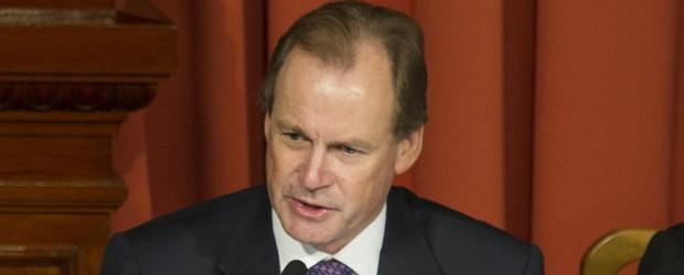 Bordet convocó a los legisladores a debatir reformas para hacer más ágil y accesible el Estado