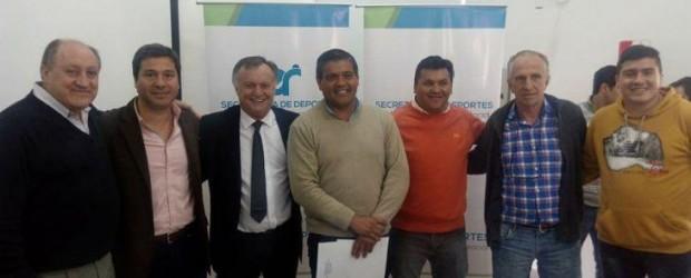 La Liga agradece al Gobierno Provincial y a la Secretaria de Deportes