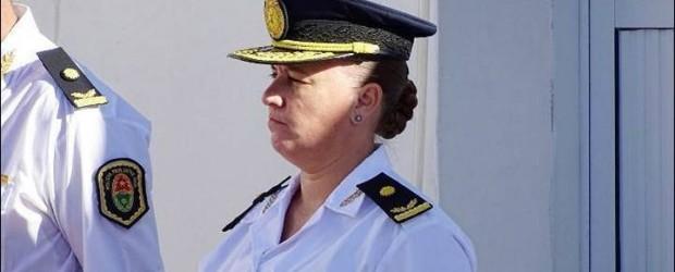 FEDERAL: Una mujer fue designada como Subjefe departamental de policía.