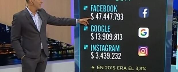 AMIGOS EN LA CAMPAÑA: La impresionante suma que Macri gastó en servicios de Facebook