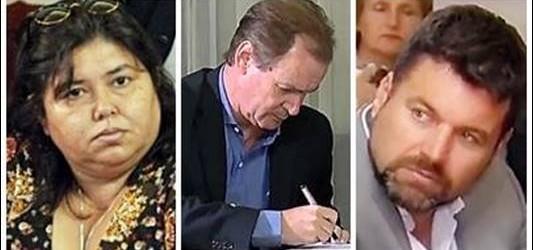 La Senadora Nancy Miranda y el Intendente Gerardo Chapino participaron de la firma del contrato para la rehabilitación de la ruta 22 entre Federal y Concordia