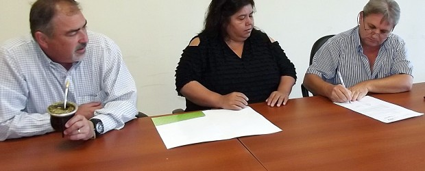 FEDERAL: La Senadora puso en funciones este miércoles al nuevo jefe de la Zonal de Vialidad del Departamento