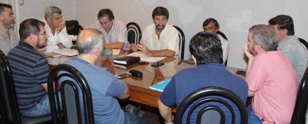Electricidad más barata: Giano se reunió con autoridades del CICCS