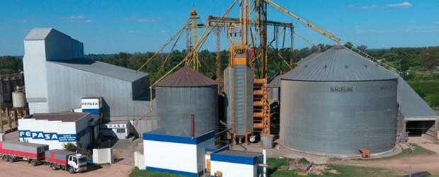 C.DEL URUGUAY: Un joven murió cuando trabajaba en un silo de una planta de alimentos
