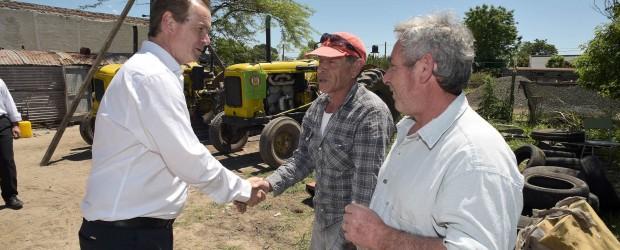 Bordet declarará la emergencia agropecuaria