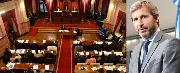 Lo quieren matar a Benedetti> Frigerio sacado: Presentaron la conformación del bloque radical en la Cámara de Diputados