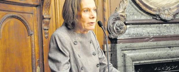 Nuevas objeciones a la candidata de Macri para la Procuración Coleccionista de impugnaciones