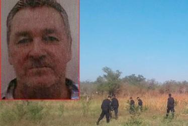 Hallaron fallecido en zona de bañados al hombre que había salido a cazar hace cuatro días