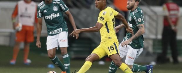 Tevez volvió y le dio el empate agónico a Boca en Brasil por la Libertadores