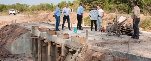 Vialidad planifica y lleva adelante trabajos de conservación en el departamento Paraná