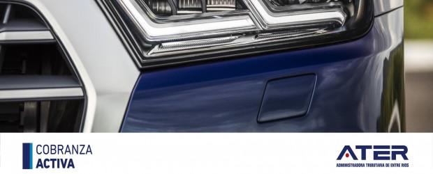 ATER intimará a deudores de automotores que tienen más de cinco vehículos