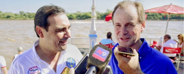 Bordet impulsa una agenda de trabajo conjunto en materia turística con Corrientes