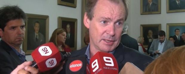 Tarifazo: Bordet proyecta rebajar al 50% el impuesto a la luz