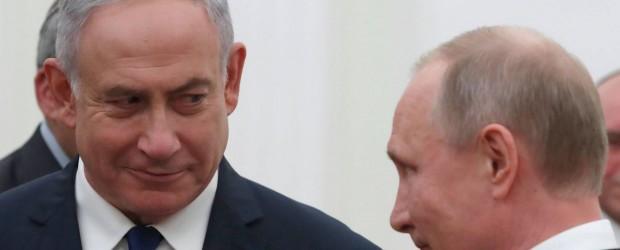 Putin recibe a Netayahu y trata de buscar un equilibrio diplomático con Israel e Irán