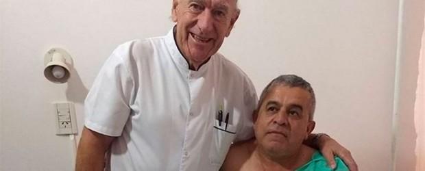 Corrientes:  Se enteró que su paciente es bombero voluntario y no le cobró la operación