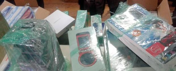 Contrabando:  Gendarmería secuestró encomiendas con mercadería valuada en 1.000.000 de pesos