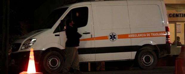 Formosa: Encontraron marihuana en una ambulancia que trasladaba a una niña