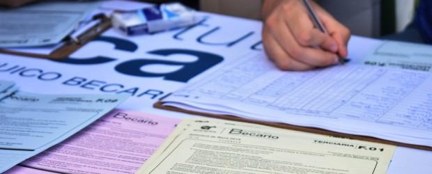 Más de 800 estudiantes de la zona rural cobrarán su beca por débito