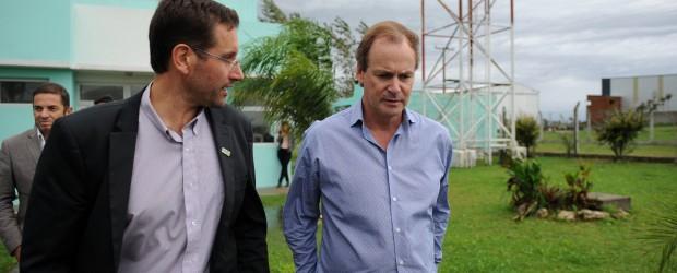 Amplían la capacidad energética de parques industriales del departamento Paraná.