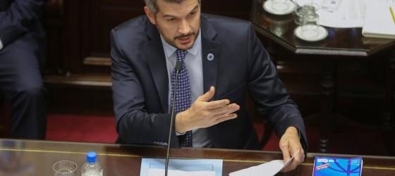 """Peña defendió el acuerdo con el FMI: """"Era la mejor manera de evitar una gran crisis"""""""