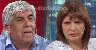 """""""SE QUIERE HACER LA THATCHER"""":  Moyano aseguró que Patricia Bullrich responde a la CIA"""