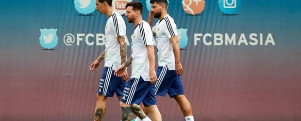 Suspendido el Israel – Argentina