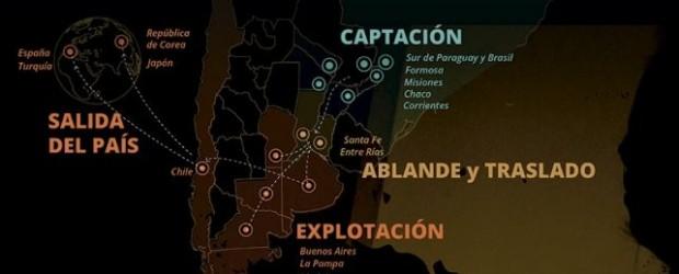 Menor captada en Entre Ríos fue explotada sexualmente en prostíbulos de Corrientes